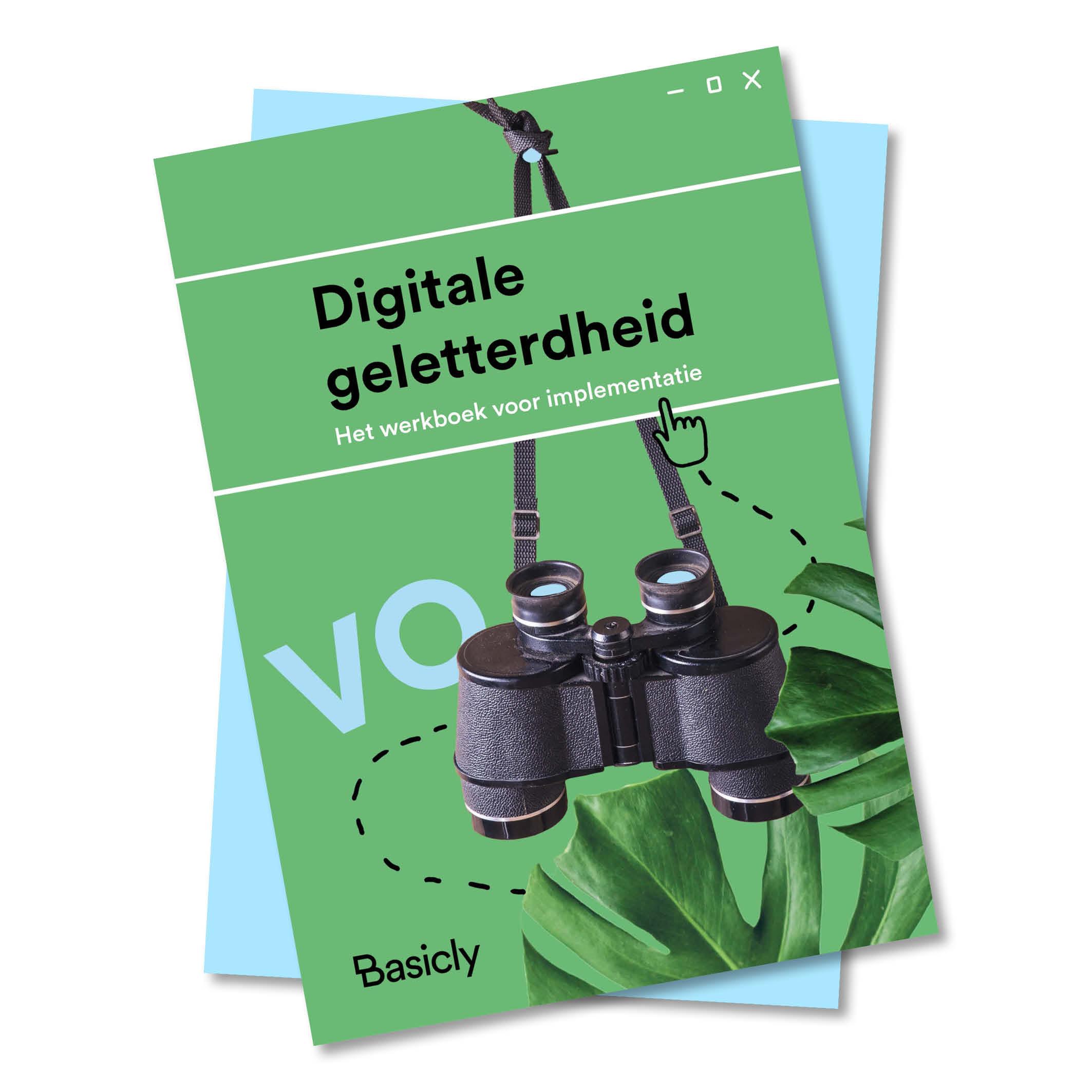 VO-werkboek - plaatje socials3